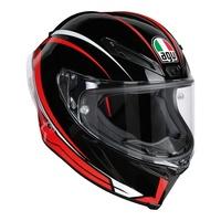 AGV Corsa R Helmet Arrabbiata Black/Red