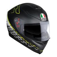 AGV K-5 S Helmet Thorn 46 Matte Black