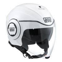 AGV Fluid Helmet Pearl White