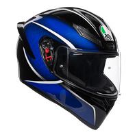 AGV K-1 Helmet Qualify Black/Blue