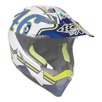 AGV Replacement Peak for AX-8 Evo Helmet Ranch