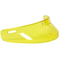 AGV Replacement Peak for X70 Helmets Yellow