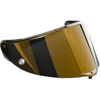 AGV Race 3 Anti-Scratch Iridium Gold Visor w/Max Pinlock Ready for Pista GP R/Corsa R Helmets