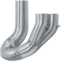 Arrow 71707MI Non-Catalyzed Central Link Pipe for Ducati Hypermotard 950 19-20