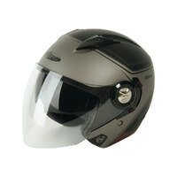 Nitro X583 Helmet Alpha DVS Black/Gunmetal