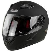 Nitro N2400 Helmet Uno Satin Black