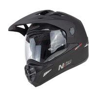 Nitro MX670 Helmet Uno DVS Satin Black