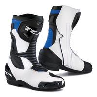 TCX SP-Master Boots White/Black/Blue