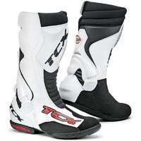 TCX TC5 Speedway Boots White