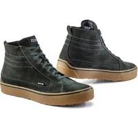 TCX Street 3 Waterproof Boots Green/Brown
