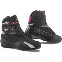 TCX Rush Lady Waterproof Shorty Boots Black/Fushia