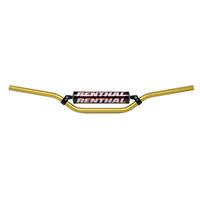 "Renthal 9714GO Ricky Carmichael Bend 7/8"" Handlebar Gold Honda/Kawasaki"