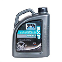 Belray 99130B4LW EXP Synthetic Blend 4T Engine Oil 15W-50 4 Litre