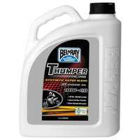 Belray 99520B4LW Thumper Racing Synthetic Ester Blend 4T Engine Oil 10W40 4 Litre