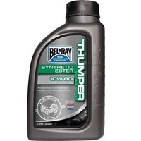 Belray 99551B1LW Thumper Synthetic Ester 4T Engine Oil 10W-60 1 Litre