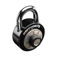 Kryptonite 998594 Gripper Combination Padlock 50mm  (3C)