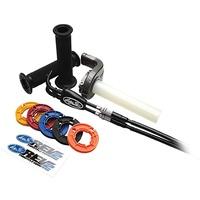 Motion Pro Rev2 Throttle Kit for Kawasaki ZX 600N 05-06/ZX 636C 05-06/ZX636D 06