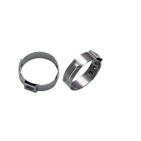 Motion Pro Stepless Ear Clamps 26.9mm to 30.1mm Range (10 Pieces)