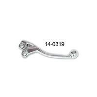 Motion Pro OE Style Brake Lever Polish Aluminium for Kawasaki KX 80 97-00/KX 100 97-00/KX 125 97-99/KX 250 97-99/KX 500 97-03