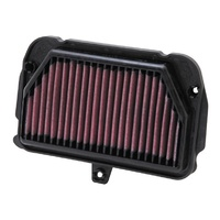 K&N AL-1010 Replacement Air Filter for Aprilia Tuono V4 1100/RR/Factory/RF 1077/RR ABS/Factory ABS/R APRC ABS/SE 1000