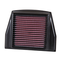 K&N AL-1111 Replacement Air Filter for Aprilia Caponord 1200/ABS Rally 1197/Travel Pack 1197/Dorsoduro 1200 1197