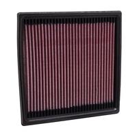K&N DU-0900 Replacement Air Filter for Ducati 600/750/900/Monster 87-02