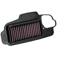 K&N HA-1219 Replacement Air Filter for Honda Monkey 125 19-20