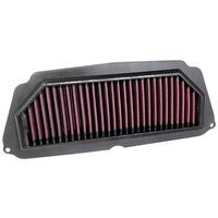 K&N HA-6519 Replacement Air Filter for Honda CBR650R/ABS 19-20