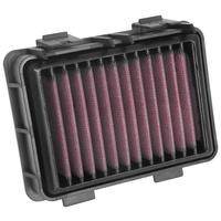 K&N KT-1217 Replacement Air Filter for KTM 125/250/390 Duke 17-19