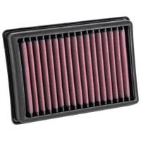 K&N MG-1315 Replacement Air Filter for Moto Guzzi California 1400 83-19/Eldorado 15-19/Audace 15-19/V85 TT 19