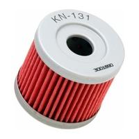 K&N KN-131 Cartridge Oil Filter for Suzuki 79-20/Hyosung 97-15