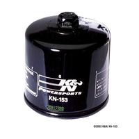 K&N KN-153 Cartridge Oil Filter for some Ducati/Bimota/Cagiva Models