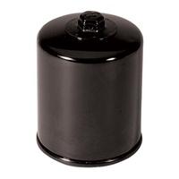 K&N KN-171B Cartridge Oil Filter (Black) for Buell 94-02/Harley-Davidson 99-19