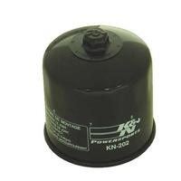 K&N KN-202 Cartridge Oil Filter for some Honda 82-88/Kawasaki 85-98 Models