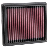 K&N PL-1219 Replacement Air Filter for Indian FTR1200cc 19-20