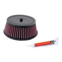 K&N SU-4000 Replacement Air Filter for Suzuki DRZ400 398cc 00-19