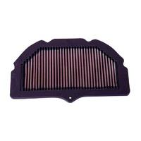 K&N SU-7500 Replacement Air Filter for Suzuki GSXR600/750 00-03/GSXR1000 03-04