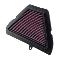 K&N TB-1005 Replacement Air Filter for Triumph Sprint/Speed Triple 05-19