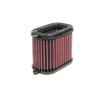 K&N YA-0700 Replacement Air Filter for Yamaha R5350 70-72/RD250/350 73-75