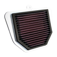 K&N YA-1006 Replacement Air Filter for some Yamaha FZ1 Models 06-15