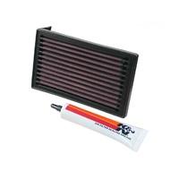 K&N YA-6090 Replacement Air Filter for Yamaha XTZ660/XT600 90-99