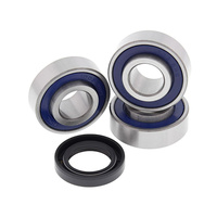 All Balls 25-1366 Front or Rear Wheel Bearing Kit for Big Twin 67-72