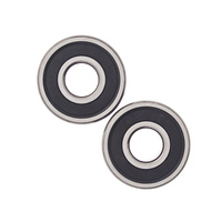 All Balls 25-1368 Front or Rear Wheel Bearing Kit for Softail/Dyna/Sportster 00-07 Models