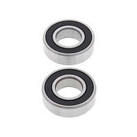 All Balls 25-1571 25mm Sealed Wheel Bearing Kit for H-D 08-Up w/Non-ABS