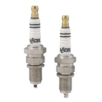 Accel SP2418 Spark Plugs U-Groove (Pack 24) Twin Cam99-Up XL86-03