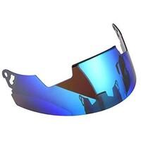 Arai AH011117 SAI Pro Shade Sun Visor (Mirror Blue) (For SAI Visors Only)