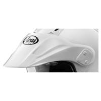 Arai AH031521 Dual Sport Peak White/Visor (Dark Tint) for DS Helmets