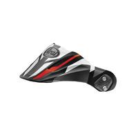 Arai Replacement Peak for XD-4 Helmets Depart Grey/Red