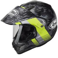 Arai XD-4 Helmet Cover Matte Fluro Yellow