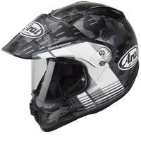 Arai XD-4 Helmet Cover Matte White